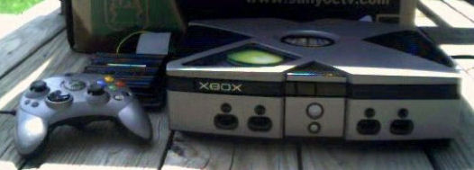 Pics of my modded original xbox - dFb Gaming